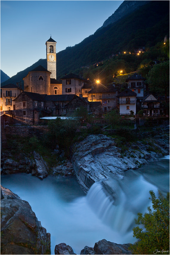 Photograph Lavertezzo by Jan Geerk on 500px