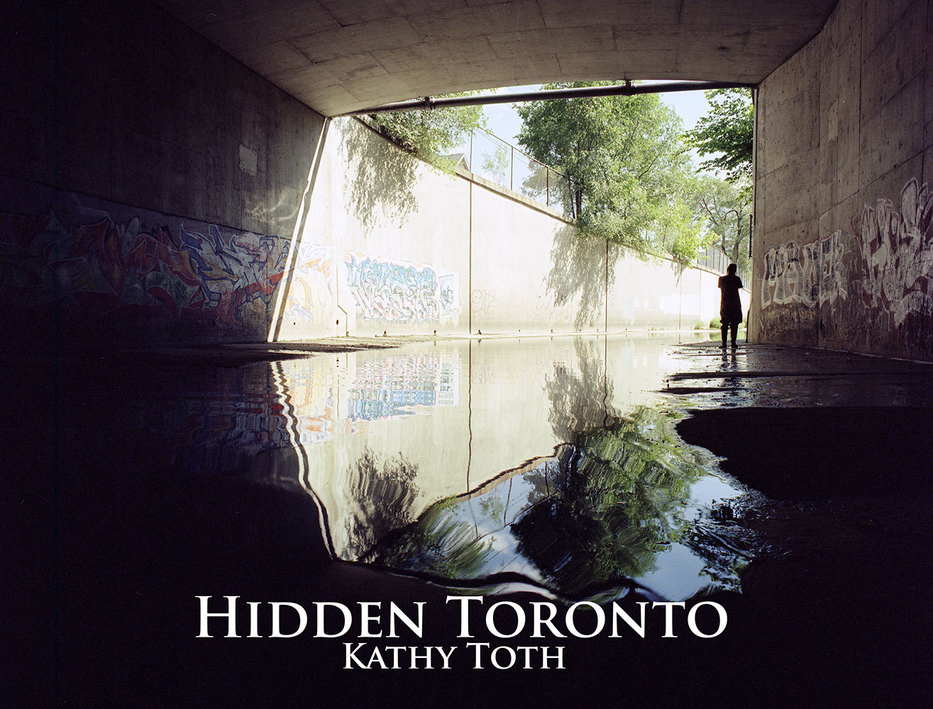 Photograph Hidden Toronto book - Pre-Order by Kathy Toth on 500px