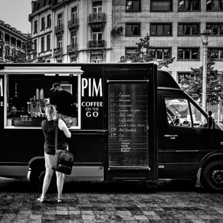 PIM Coffee on the go