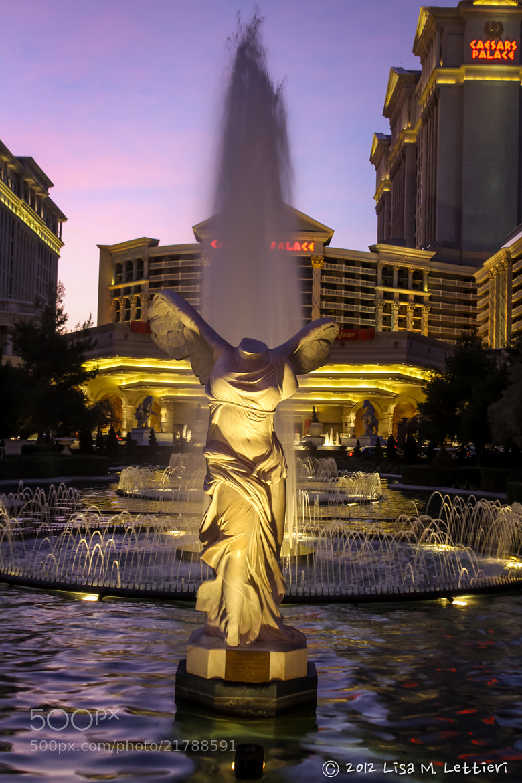 Photograph Caesar's Las Vegas by Lisa Lettieri on 500px
