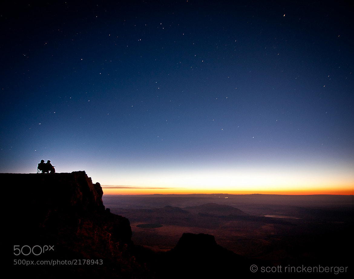 Photograph Seats for Sunrise by Scott  Rinckenberger on 500px