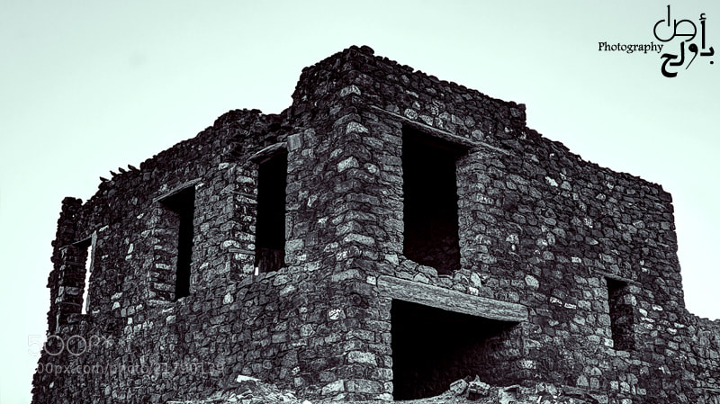 Photograph ذكريات الأطلال by Ahmad Bianouny on 500px