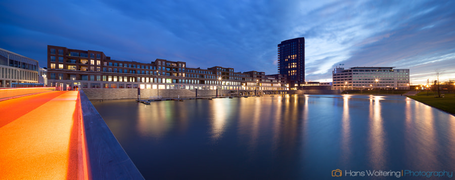 Photograph Maasboulevard Venlo by Hans Woltering on 500px