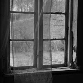 Spooky Window by Svea-Malina Landschoof (Svea-MalinaLandschoof)) on 500px.com