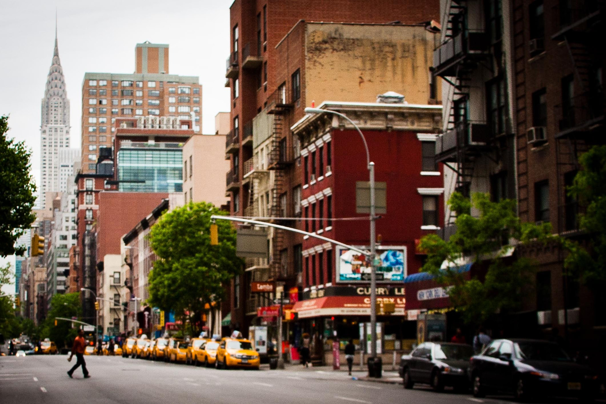 Photograph Yellow Cab Row by Malik Vision on 500px