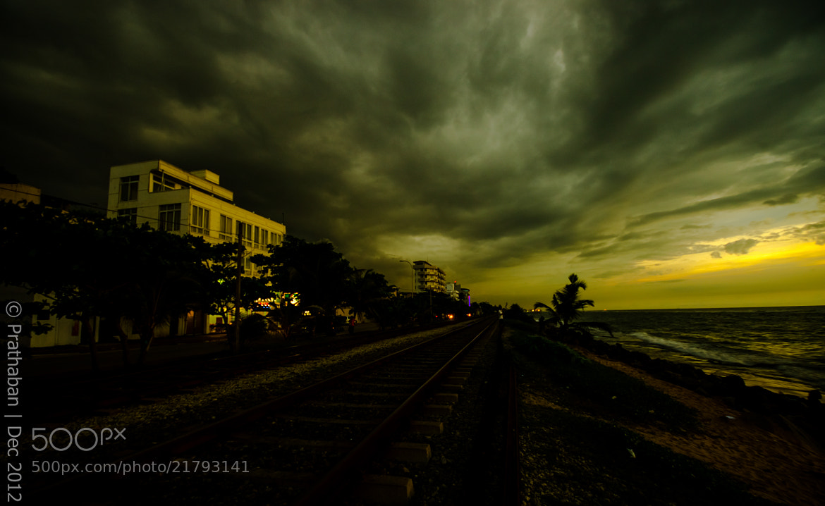 Photograph Haunted by Prathaban Umapathysarma on 500px
