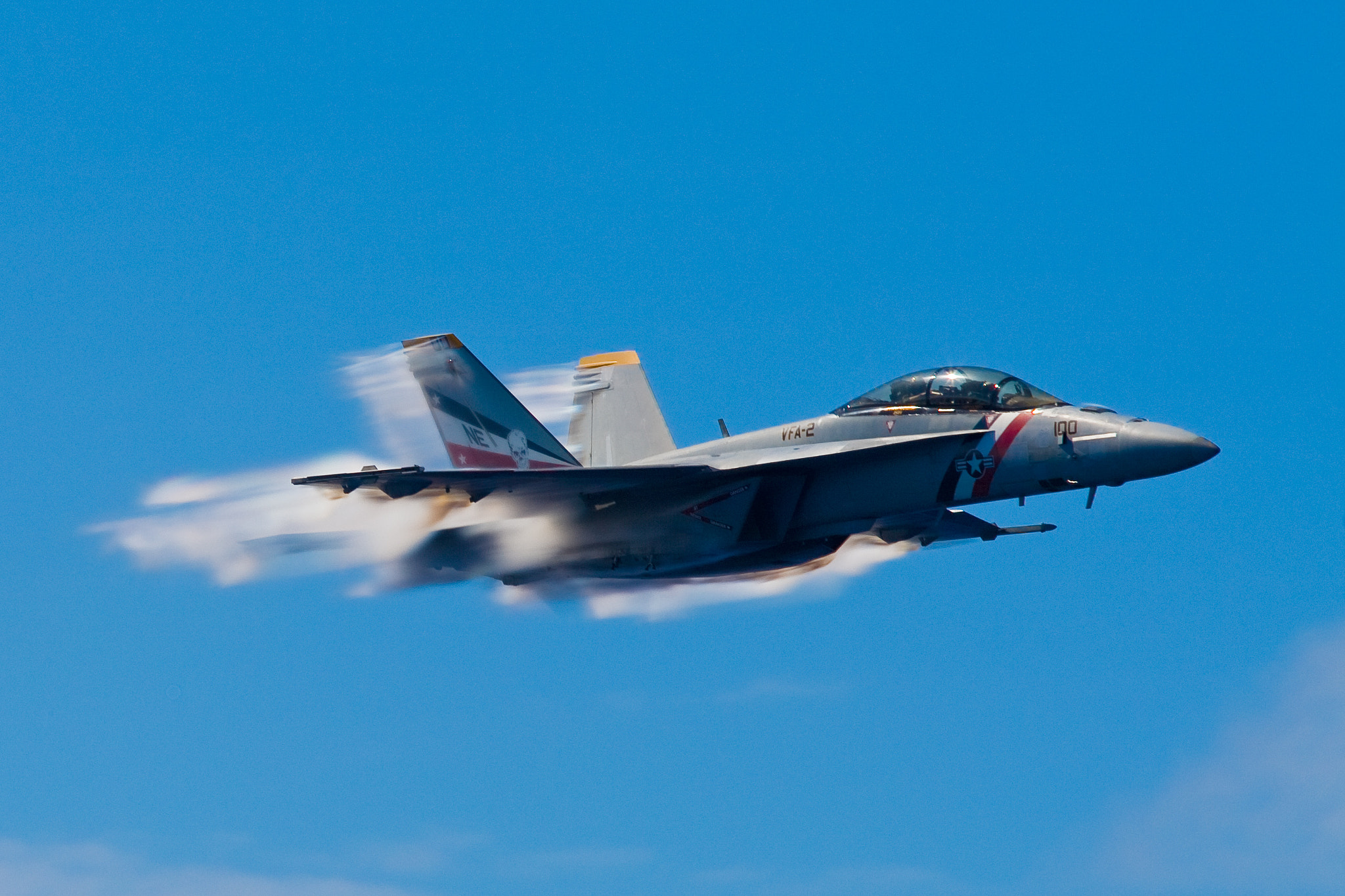Photograph F-18E, Supersonic by Dave Re on 500px