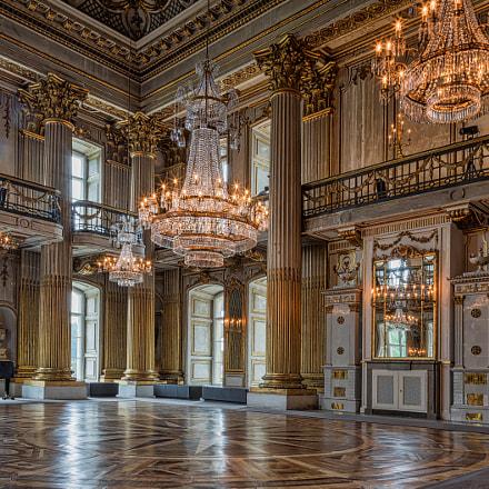 Schloss Ludwigslust I