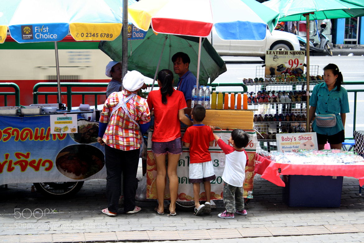 Photograph Bangkok Stalls by Ellie Melling on 500px