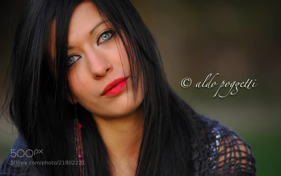 Photograph Lucia by Aldo Poggetti on 500px
