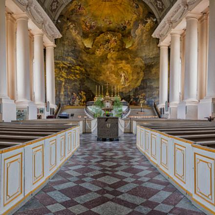 Die Kirche in Ludwigslust