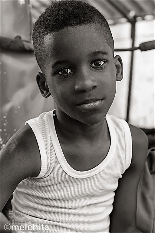 Photograph Young apprentice boxer by Conchita Meléndez on 500px