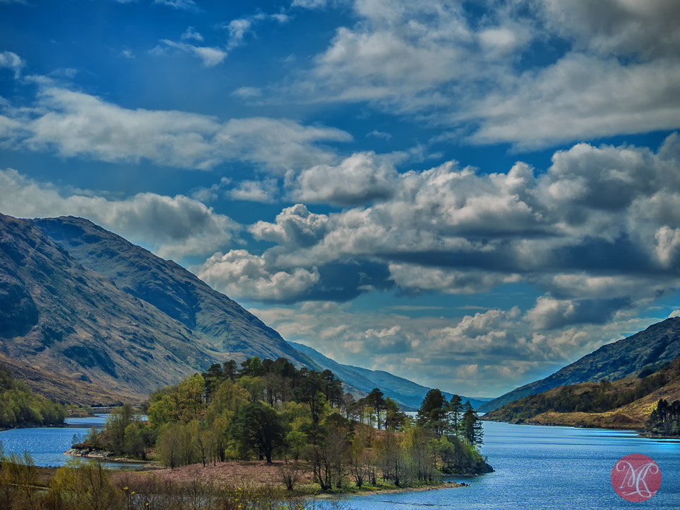Photograph Loch Shiel - view from the hike by Kasia Sokulska on 500px