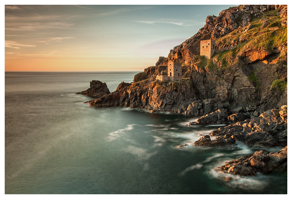 Photograph Botallack Tin Mines by Krzysztof Wach on 500px