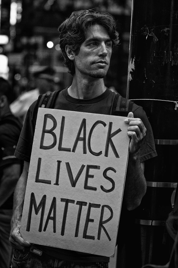 Black Lives Matter by Geoffrey Black on 500px.com