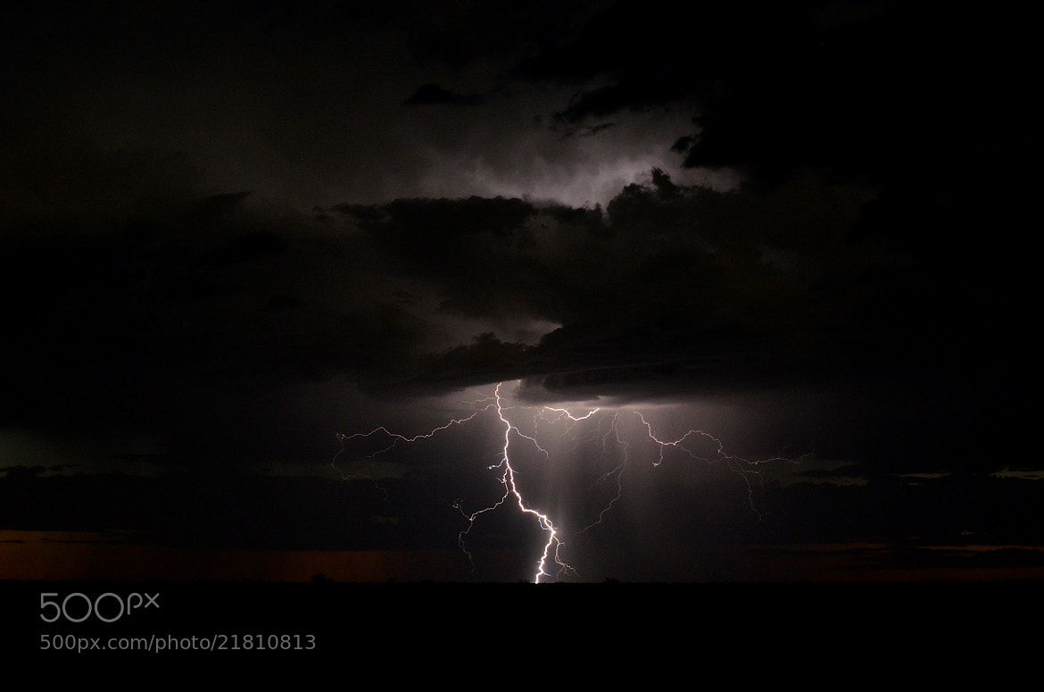 Photograph Storms and Lightning - 03 by David Freeman on 500px