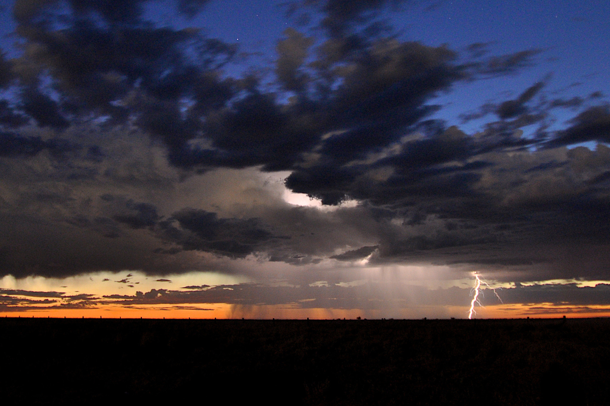 Photograph Storms and Lightning - 05 by David Freeman on 500px
