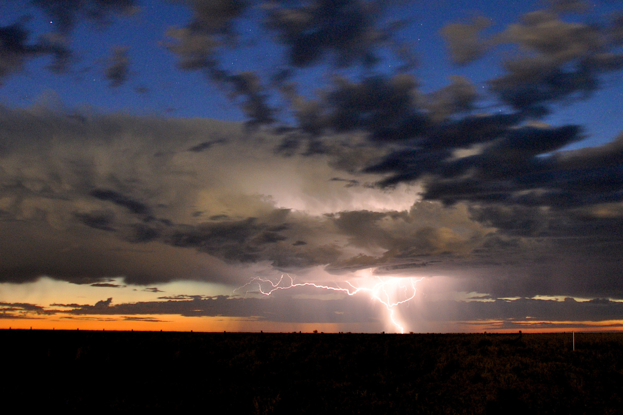 Photograph Storms and Lightning - 07 by David Freeman on 500px