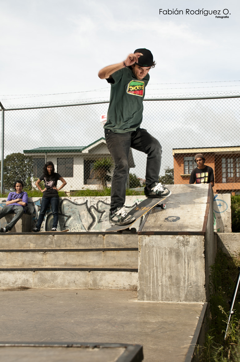 Photograph fs Smith grind by Fabian Rodríguez on 500px