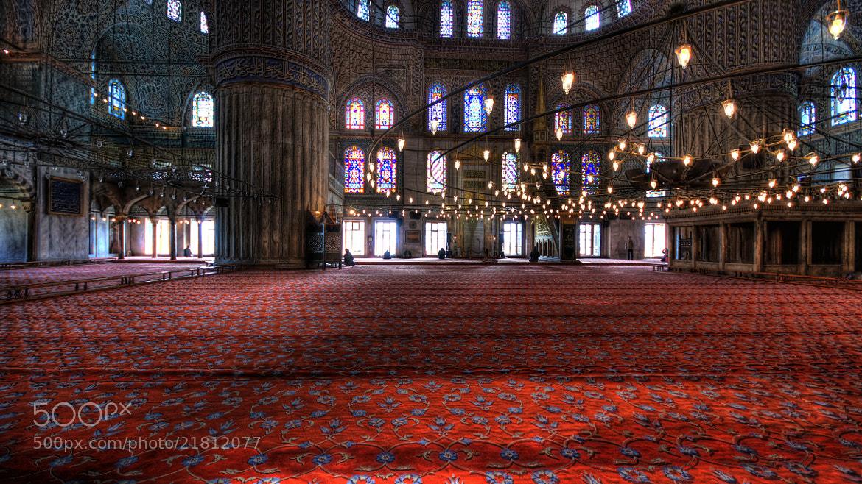 Photograph Sultanahmet Camii - Istanbul by Lluís Grau on 500px