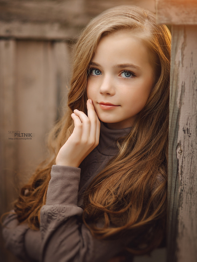 Beautiful Portraits - Anna by Sergey  Piltnik (Пилтник) on 500px.com
