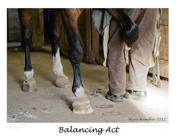 Photograph Balancing Act by MyraJH on 500px