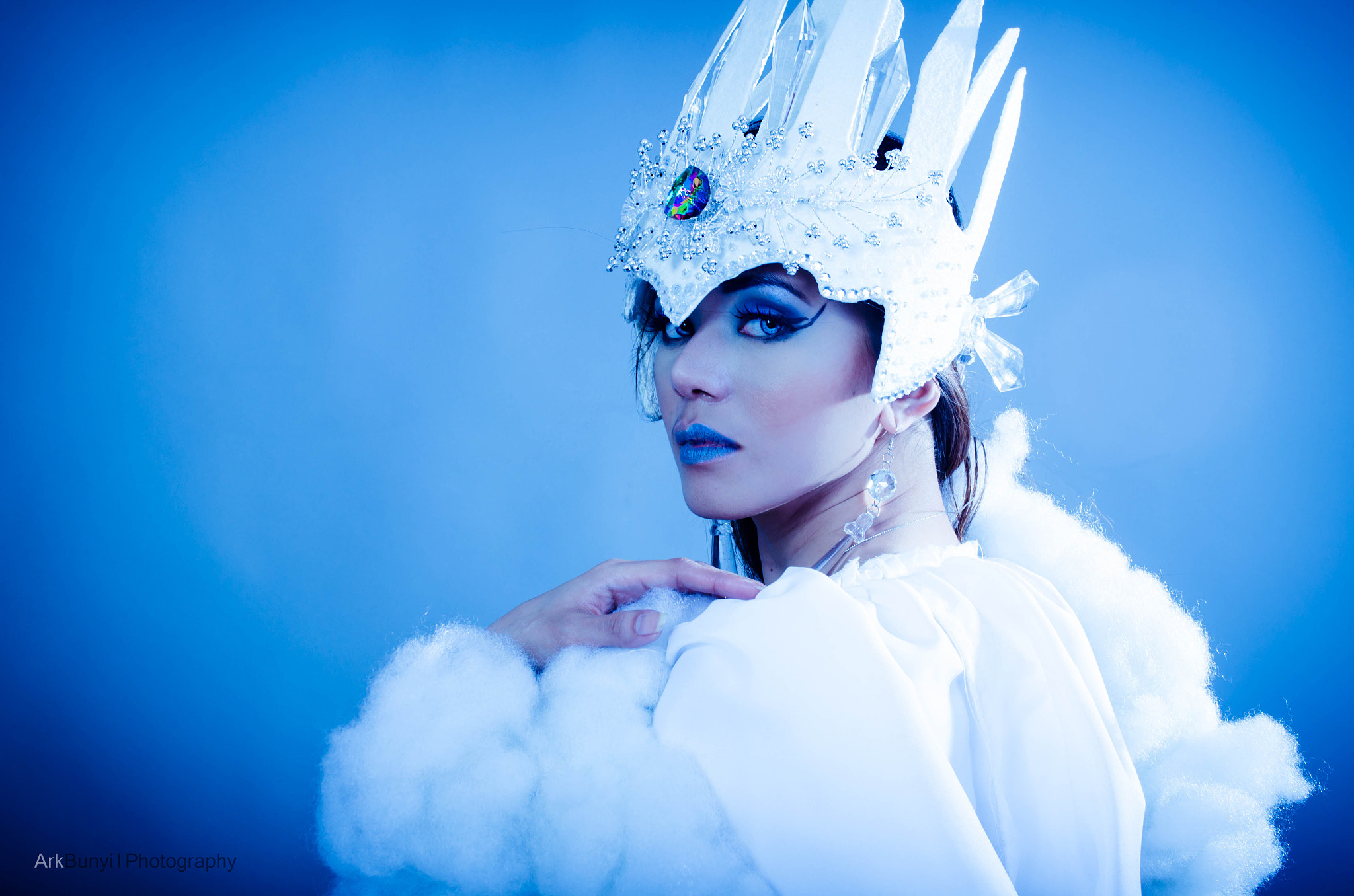 Photograph Ice Queen by Mark John Bunyi on 500px