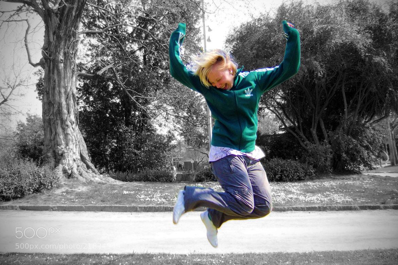 Photograph Jumpin' Henna! by Martýn Alexandro on 500px