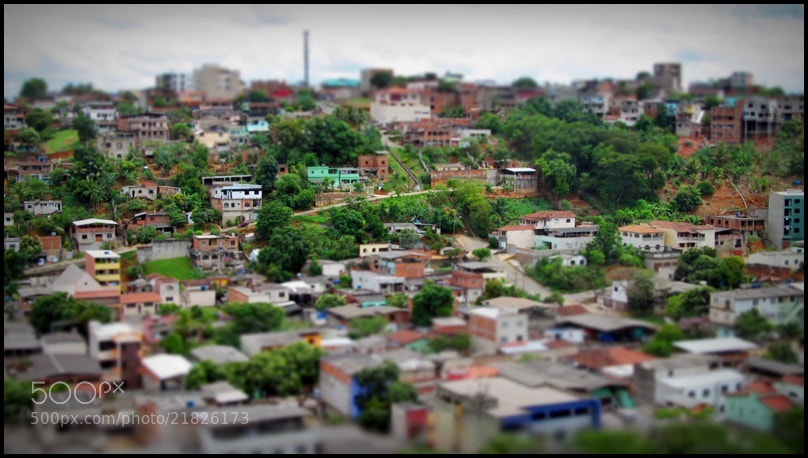 Photograph Mini City! by Beto Simões on 500px