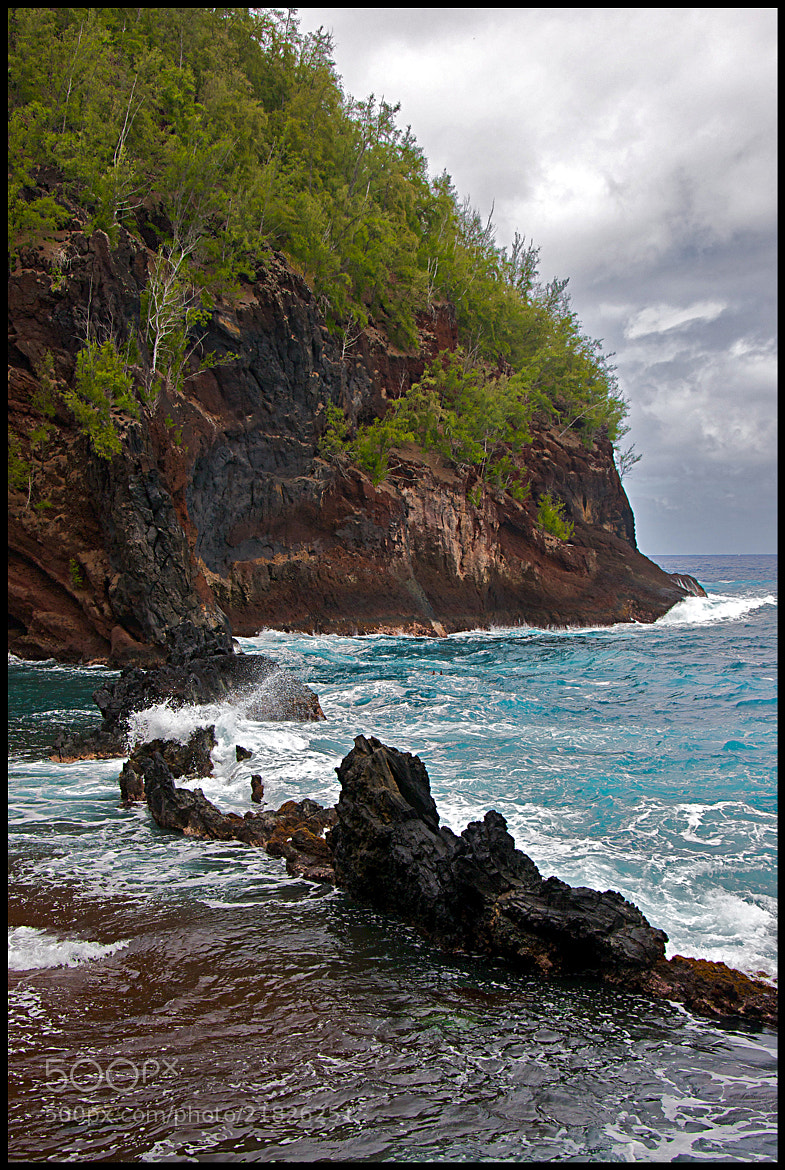 Photograph Kaihalulu Beach, Maui by vovamir on 500px