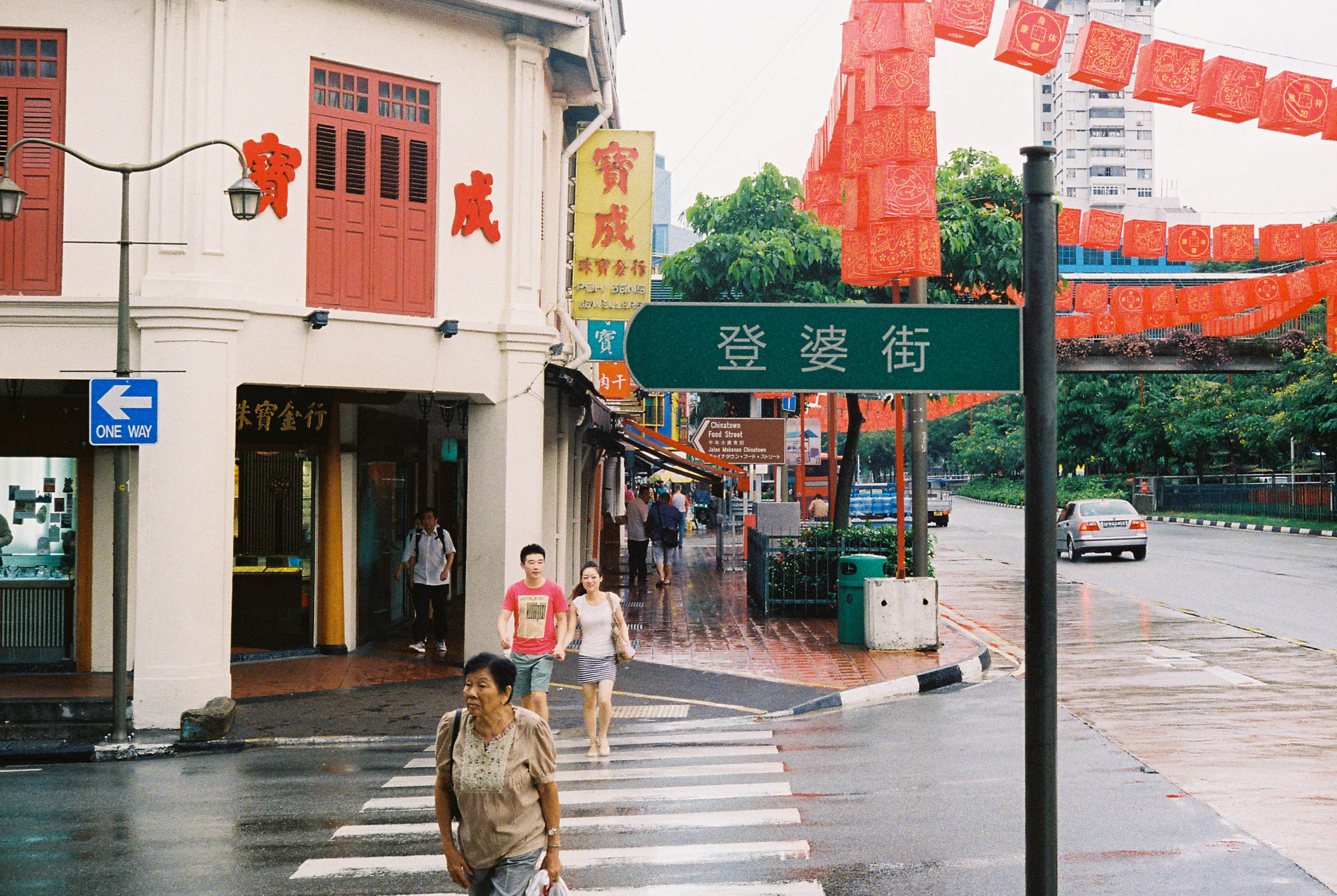 Photograph Chinatown #1 by Joanne Chua on 500px