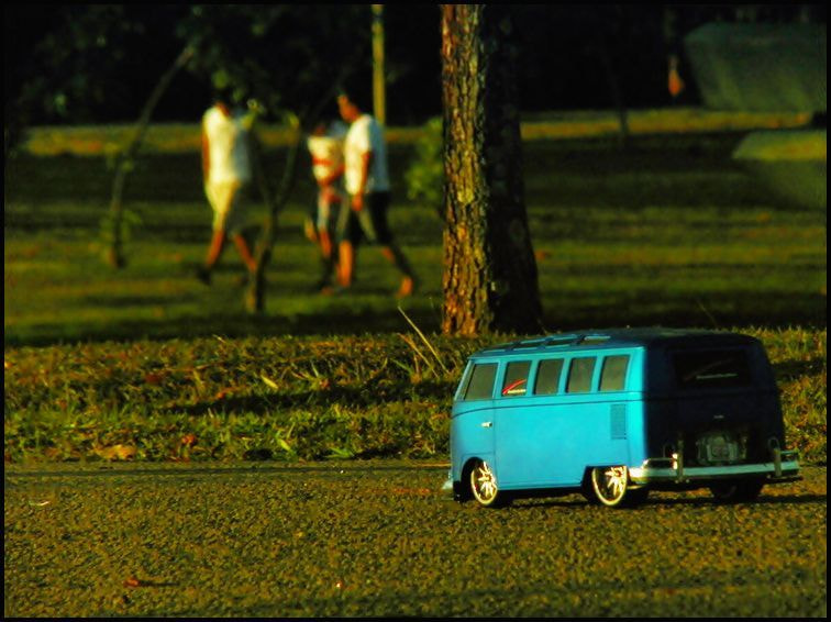 Photograph Mini Kombi by Beto Simões on 500px
