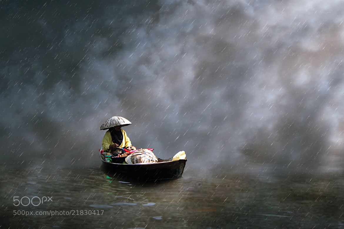 Photograph Secret Of Jukung Boat by 3 Joko on 500px