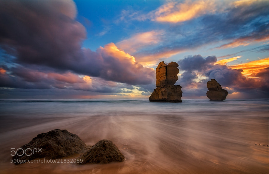 Photograph 12 Apostles by Lincoln Harrison on 500px
