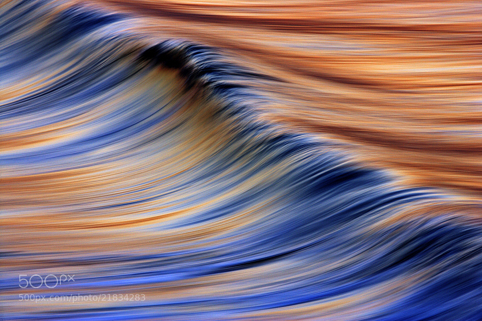Photograph C6J7799 Abstract Wave #3 by David Orias on 500px