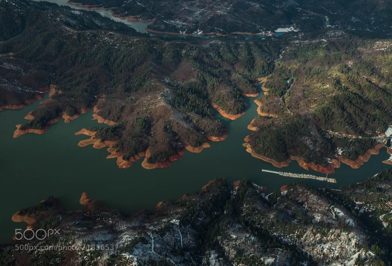 Photograph Shasta Lake by Vassili Broutski on 500px