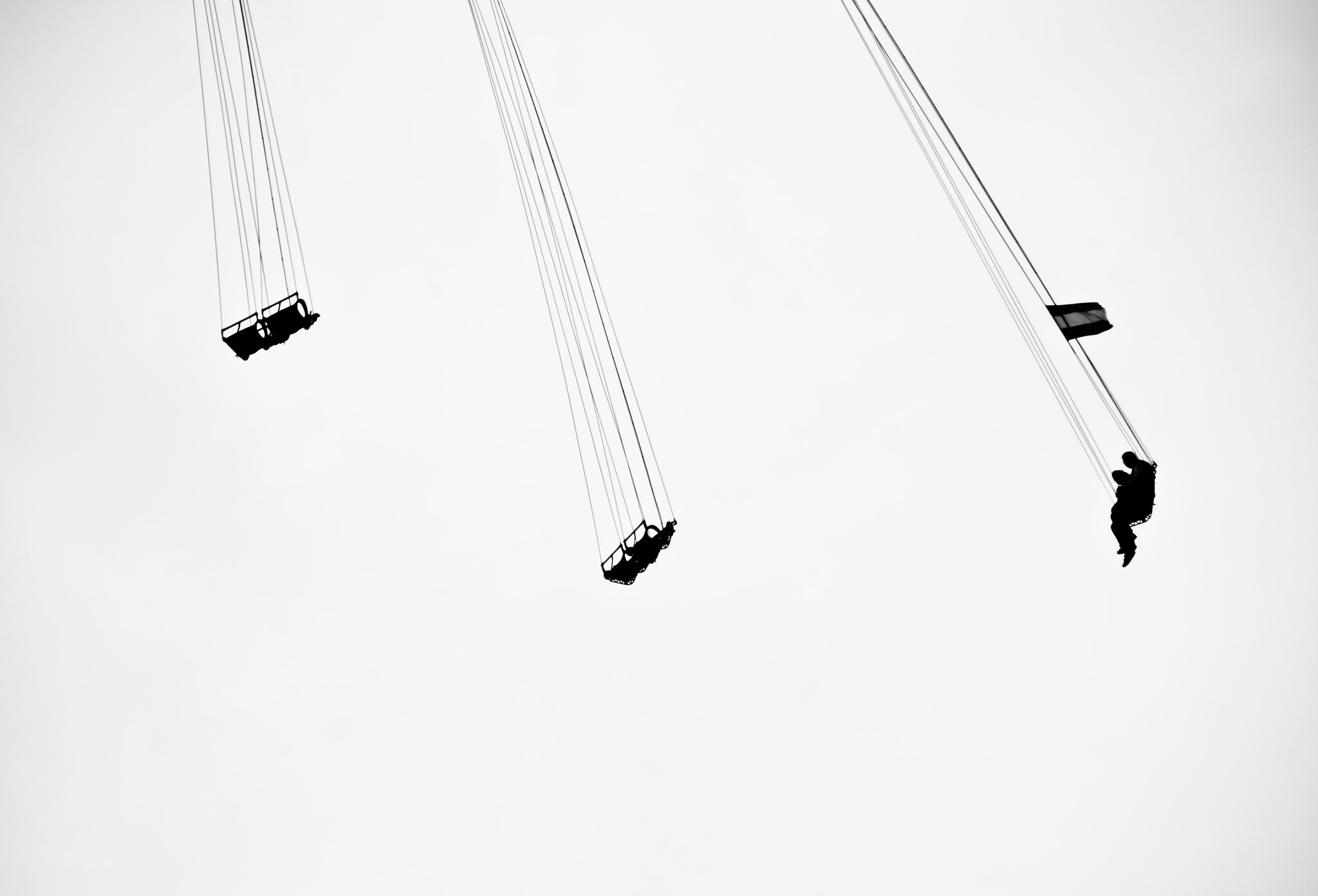 Photograph Flying men by César Asensio on 500px