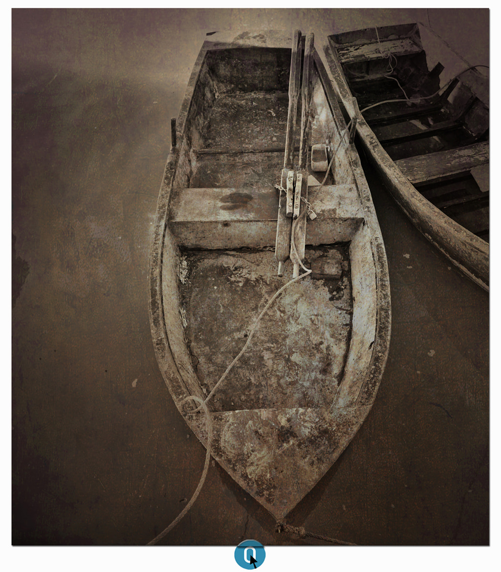 Photograph { two boats } by CERO . on 500px