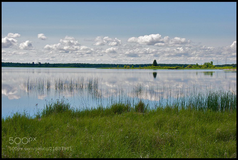 Photograph Winnipeg River by vovamir on 500px