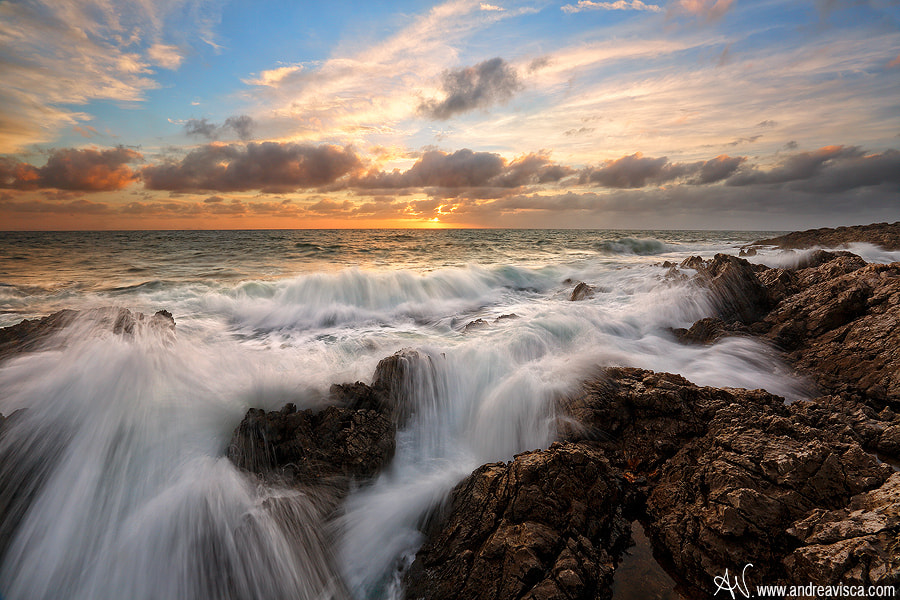 Photograph Splashing water by Andrea Visca on 500px