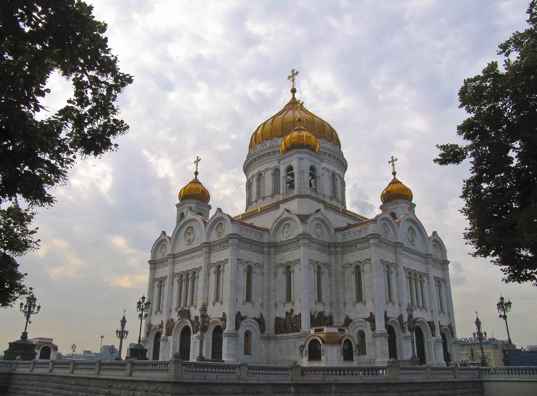 Photograph Cathedral of Christ the Saviour by Jaume Martí on 500px