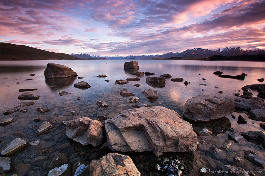 Photograph The Other Face of Tekapo by Kah Kit Yoong on 500px