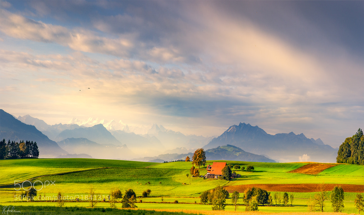 Photograph The shire by Robin Halioua on 500px