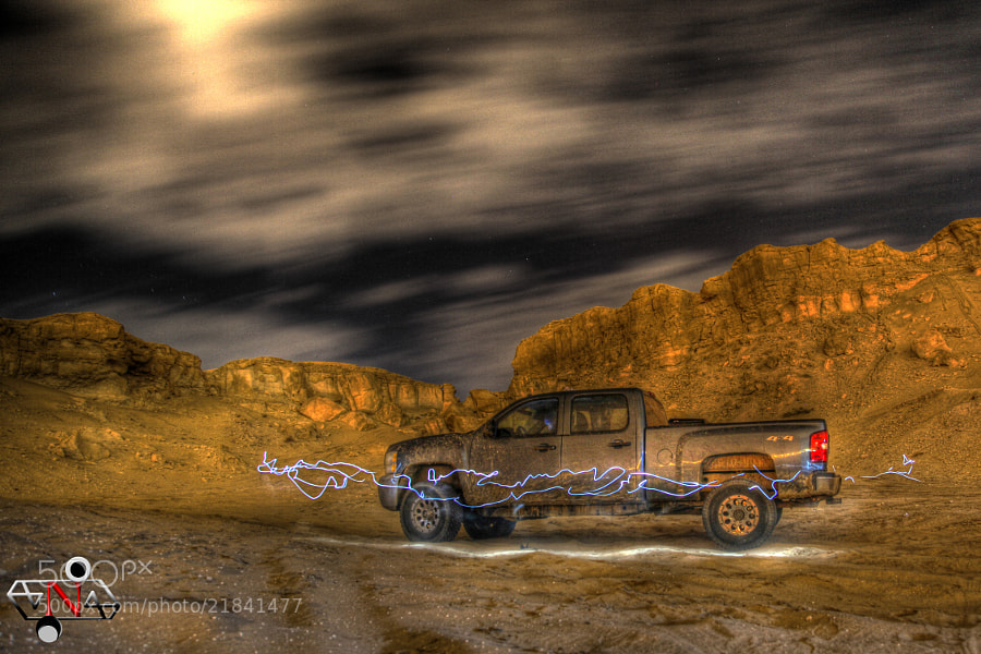 Photograph fantasy night HDR by Nawaf Abdulkarim on 500px