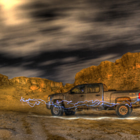 fantasy night HDR by Nawaf Abdulkarim (nawaf13)) on 500px.com
