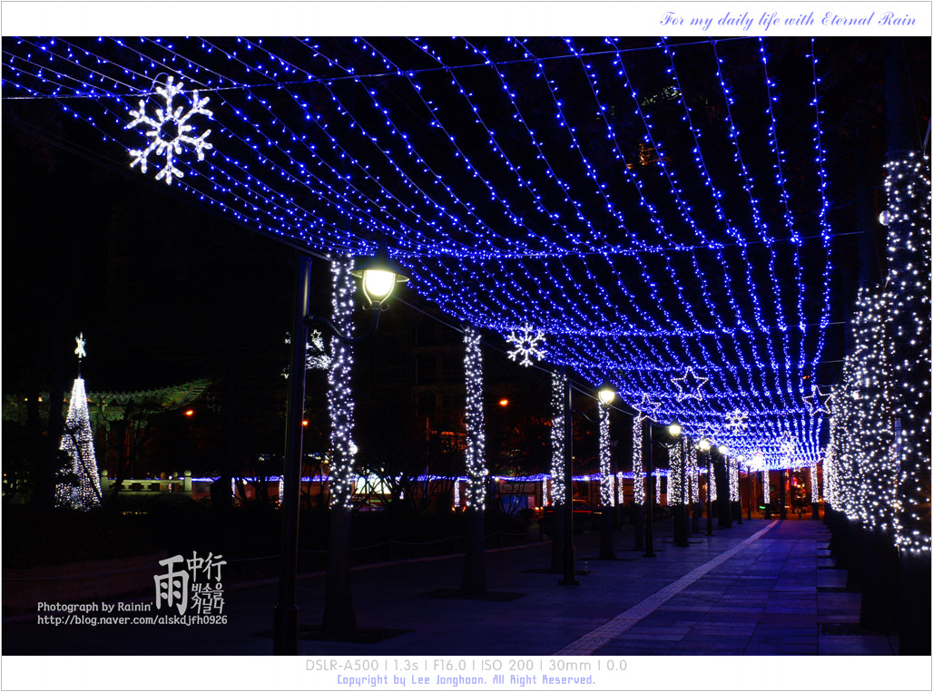 Photograph Christmas in 2010 by Lee Jonghoon 이종훈 on 500px