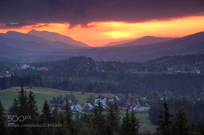 Photograph After sunset by Michał Sleczek on 500px