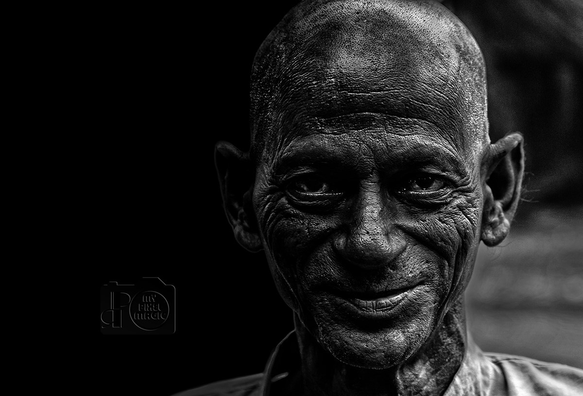 Photograph The Face by Partha Roy on 500px