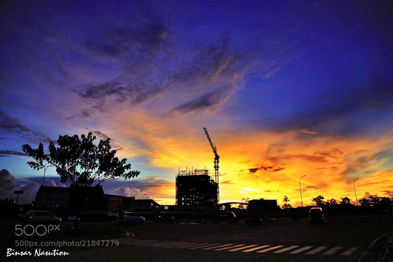 Photograph The City Never Sleep by Binsar Nasution on 500px
