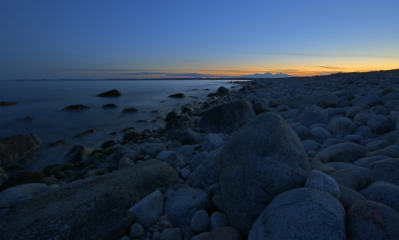 Photograph Sunset at Mølen by Tor Atle Kleven on 500px